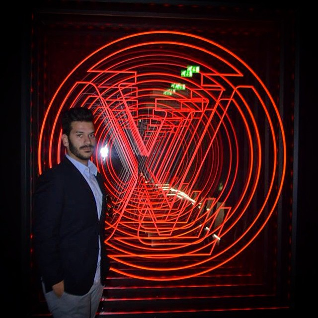 #LVseries2 Louis Vuitton exhibition in Rome.