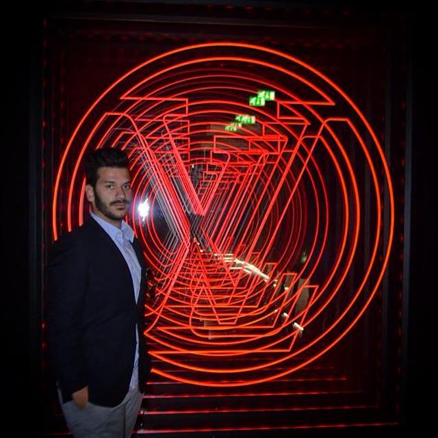 #LVseries2 Louis Vuitton exhibition in Rome.