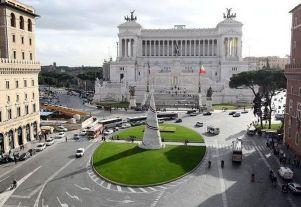 albero-roma-piazza-venezia